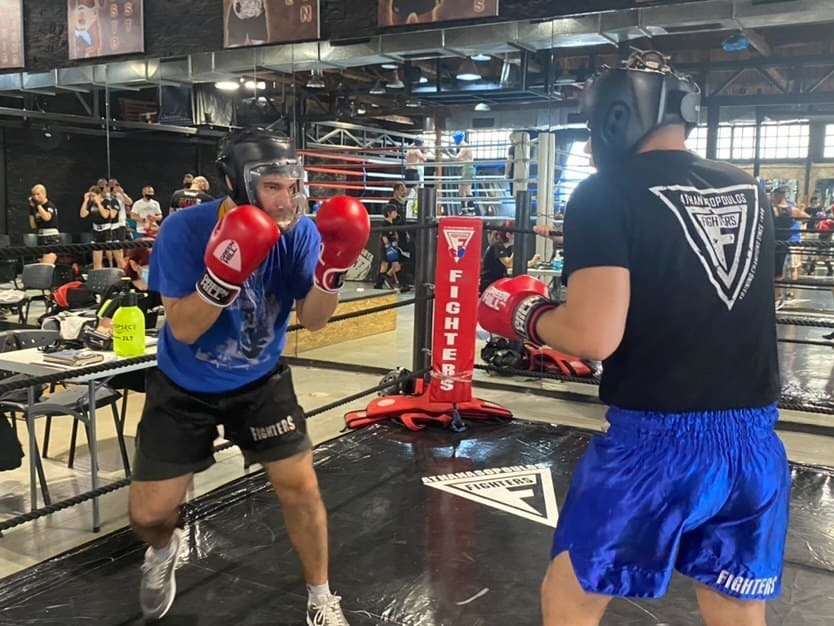sparring pro one