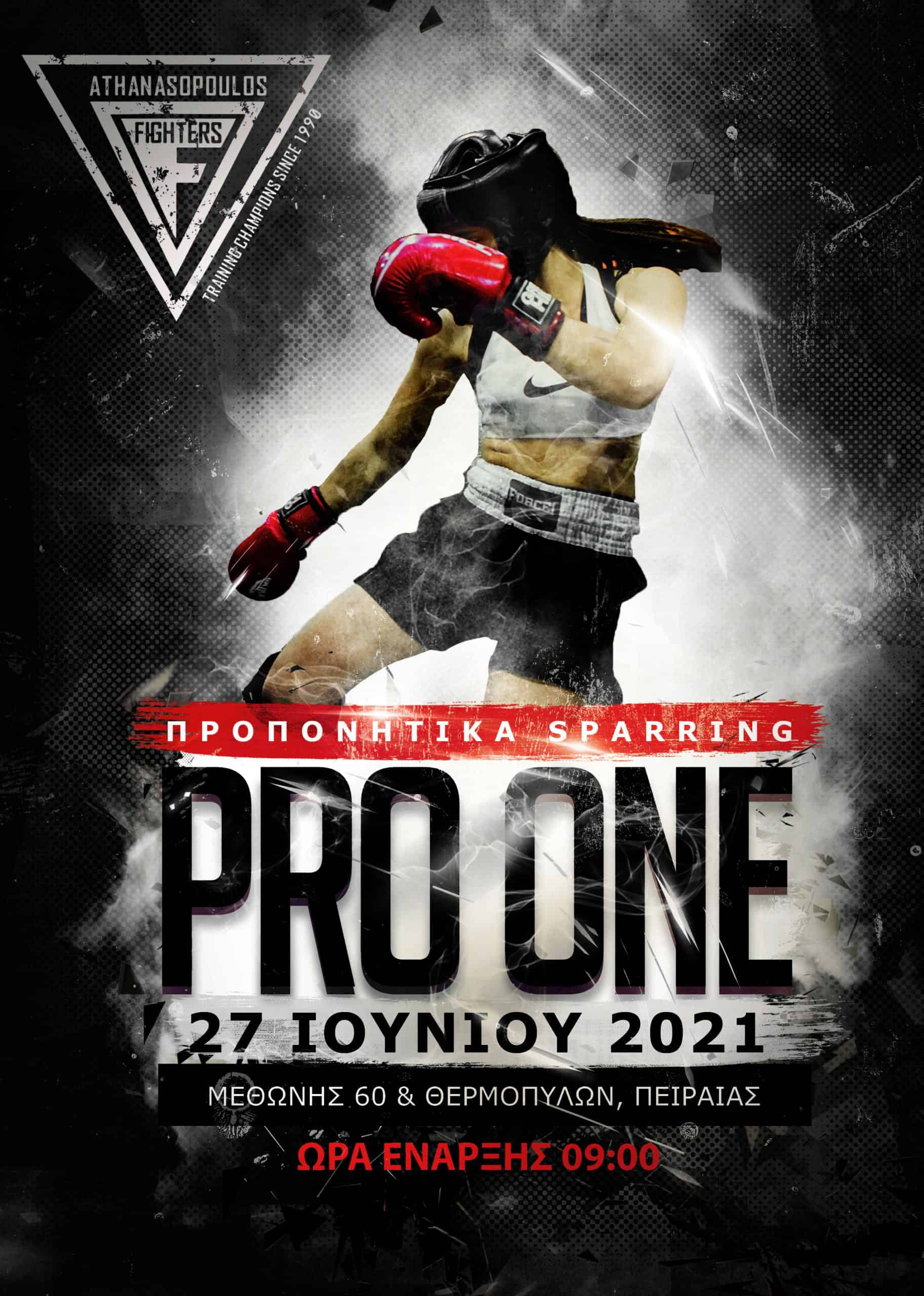 sparring pro-1